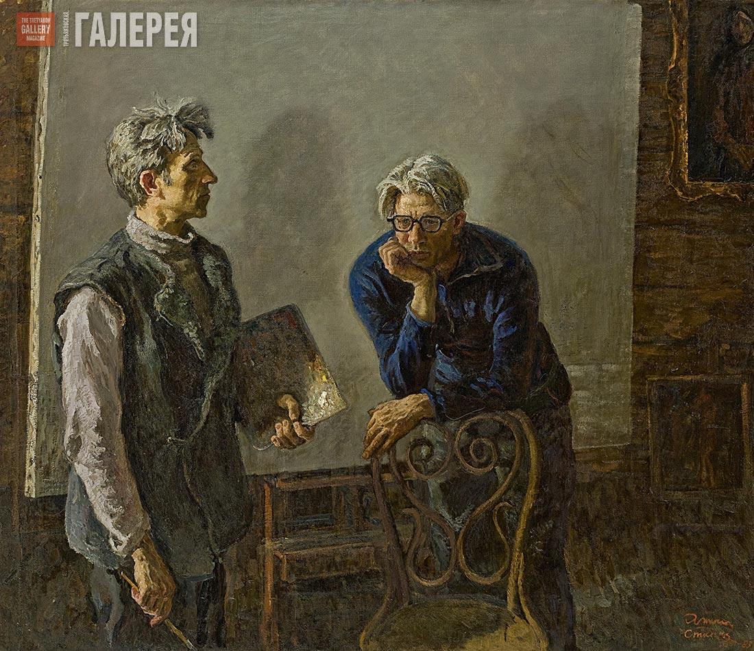 Сергей Ткачёв Русский Уголь