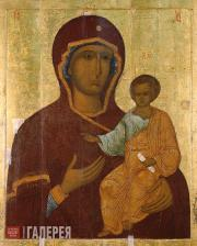 Our Lady Hodegetria of Smolensk. Early 16th century