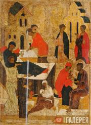 The Nativity of the Mother of God. Early 16th century
