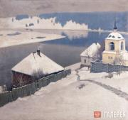 Germashev Mikhail. Beginning of Winter