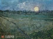 Якунчикова Мария. Восход луны. 1894–1895