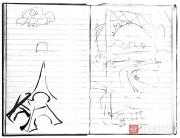 Yakunchikova Maria. Sketches. Diary. 1896. [Spring]