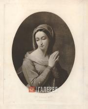 Thomas Doney. The Virgin Mary