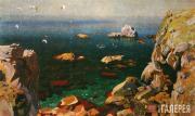 Rylov Arkady. A Calm. 1917