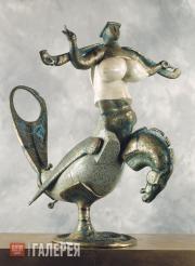 Rukavishnikov Alexander. Paganism IV. 1992