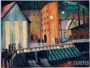 Werefkin Marianne. Night Shift. 1924