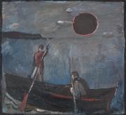 А.В.ВАСНЕЦОВ. Охотники. Белая ночь (Затмение). 2003–2004