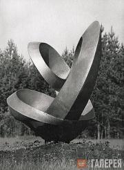 Silis Nikolai. Solenoid. Krasnoyarsk. 1967