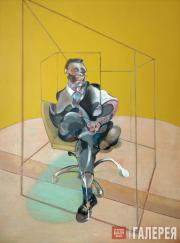 Francis Bacon. Study for Portrait. 1971
