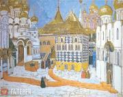Площадь в Кремле