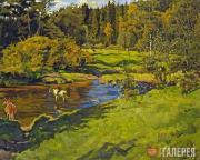 Gorsky Andrei. Autumn. 1955-1981