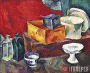 П.П.КОНЧАЛОВСКИЙ. Натюрморт. 1911