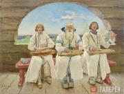 Гусляры. 1899