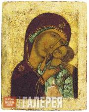 Неизвестный художник. Богоматерь Умиление (Корсунская). XVI век