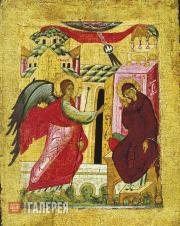 Неизвестный художник. Благовещение. XV век