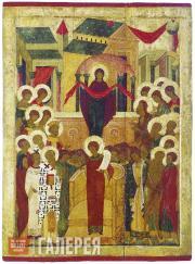 Неизвестный художник. Покров. Последняя четверть XV века