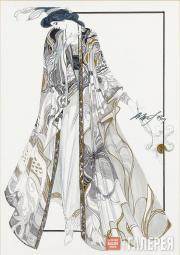 В.М. Зайцев. Графическая композиция. 1993