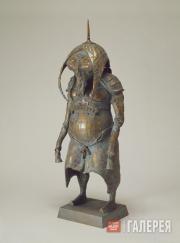 Namdakov Dashi. Old Warrior. 2001