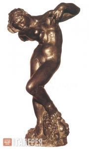 Auguste Rodin. Meditation. 1885