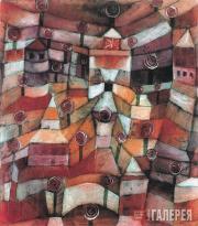 Klee Paul. Rose Garden. 1920