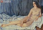Serebryakova Zinaida. Portrait of Vera Fokine