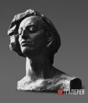 Yekaterina BELASHOVA. Portrait of Frederic Chopin. 1969