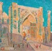 Самарканд. 1921