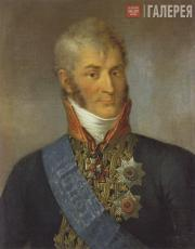 Щукин Степан. Портрет графа Николая Ивановича Зубова. 1803