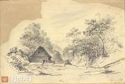 Lermontov Mikhail. Volobuev's Mill May 13 1837. 1837