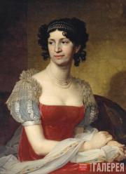 Портрет княгини М.И.Долгорукой. 1811