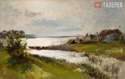 Ruszczyc Ferdynand. Summer on the Western Dvina. 1895 (?)