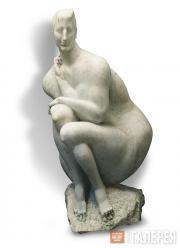 Yelena SUROVTSEVA. Venus of the North. 2000