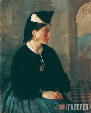 Женщина из Сканно. 1928