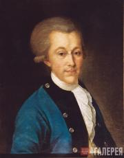Dmitry KORENEV. Portrait of State Councilor Nikolai Ivanovich Kokovtsov (1754-18
