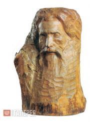 Konenkov Sergei. Maple Man. 1916