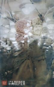 Semen Faibisovich. A Mirror Reflection in a Passing Wagon