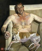 Freud Lucian. Eli and David. 2005-2006