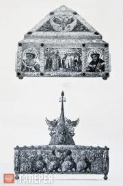 Kondratiev V., Korotkova A. Drawing of a chest