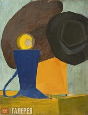 Unknown artist of the 20th century. Still-life. 1930s
