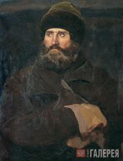 Иван Петров, крестьянин Владимирской губернии. 1883