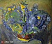 Saryan Martiros. Flowers of Sambek. 1914