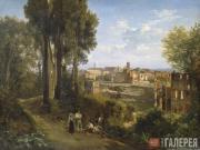 Shchedrin Sylvester. Old Rome. 1824