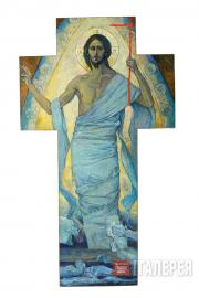 Nesterov Mikhail. The Resurrection of Christ.