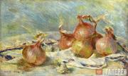Renoir Pierre-Auguste. Onions. 1881