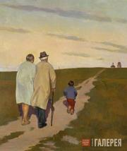 Gorsky-Chernyshev Nikolai. Paths of Childhood (To the Memory of Nikolai Chernysh