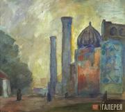 Falk Robert. Samarkand. 1942-1943