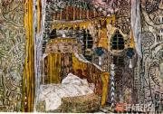 Golovin Alexander. Desdemona's Bedroom. 1929