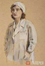 Kirikov Vasily. Nurse. 1941-1945