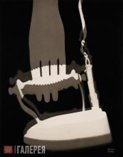 "Ray Man (Emmanuel Radnitzky). ""Lingerie,"" print from the portfolio Électricité."