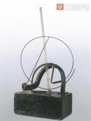 Stenberg Vladimir. Polytechnical Assemblage. 1920